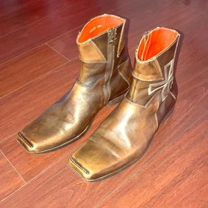 Other - Mark Nason Leather Boots 10.5 Men's